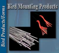 Bird Mounting Products