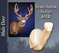 Mule Deer - Semi-Sneak 6MD Series
