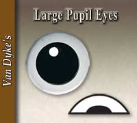 Large Pupil Eyes
