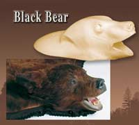Black Bear Rugshells