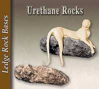 Urethane Rocks - Ledge Bases