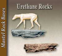 Urethane Mantel Rocks