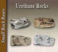 Urethane Small Rocks