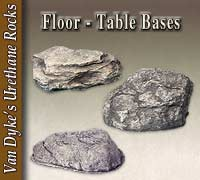 Floor - Table Bases