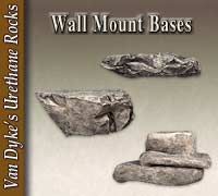Wall Mount Bases