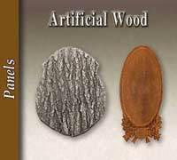Artificial Wood Panels