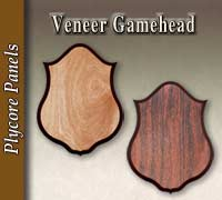Veneer Gamehead Panels