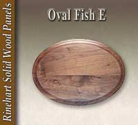 Oval Fish Panels E