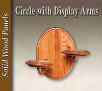 Circle with Display Arms