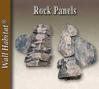 Wall Habitat® Rocks