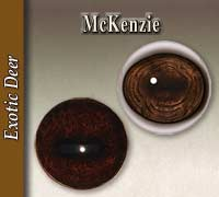 McKenzie Exotic Deer Eyes