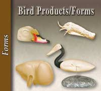 Bird Forms- Products