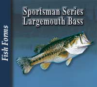 Sportsman Series Largemouth Bass