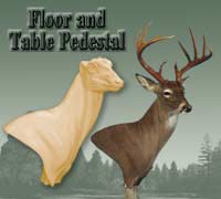 Floor / Table Pedestal Forms