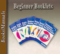 Taxidermy Beginner Booklets