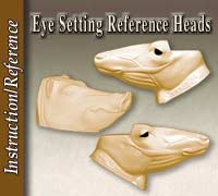 Eye Setting Reference Heads