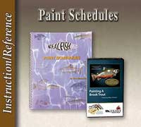 Paint Schedules