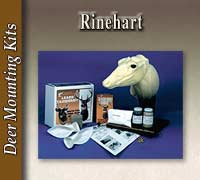 Rinehart Deer Mounting Kits