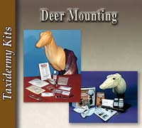 Deer Mounting Kits