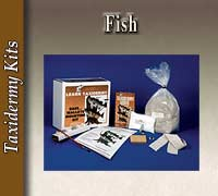 Fish Mounting Kits