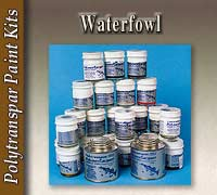 Waterfowl Painting Kits