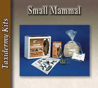 Small Mammal Mounting Kits
