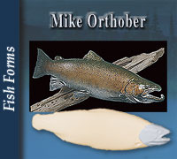 Mike Orthober Fish Forms