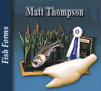 Matt Thompson Fish Forms