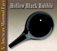 Hollow Black Bubble Eyes