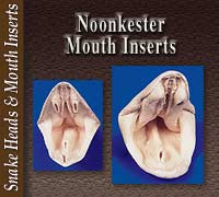 Noonkester Mouth Inserts