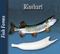 Rinehart Fish Forms