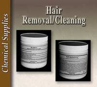 Hair Removal - Cleaning
