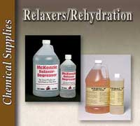 Relaxers - Rehydration