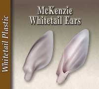 McKenzie Whitetail Ears