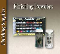 Finishing Powders