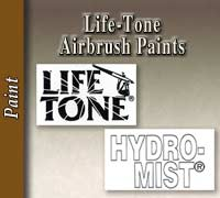 LifeTone Airbrush Paints