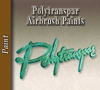 Polytranspar Airbrush Paints