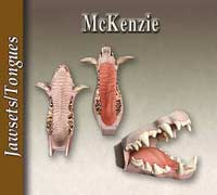 McKenzie Jawsets - Mouthpieces