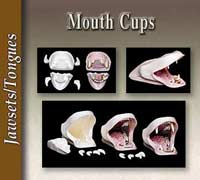 Bear Mouth Cups