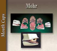 Mohr™ Bear Mouth Inserts