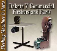 Dakota V Commerical Flesher and Parts