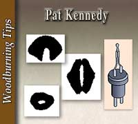 Pat Kennedy's Woodburning Tips