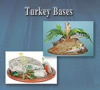 Turkey Habitat Bases