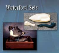 Waterfowl Sets - Joe Ferebee