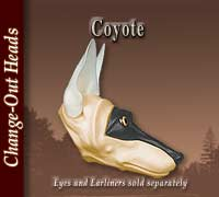 Coyote Heads - Easy-Set System