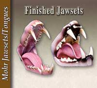 Finished Jawsets