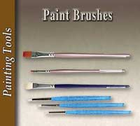Paint and Utility Brushes