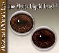 McKenzie - Joe Meder Deer Glass Eyes