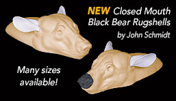 Black Bear Rugshell